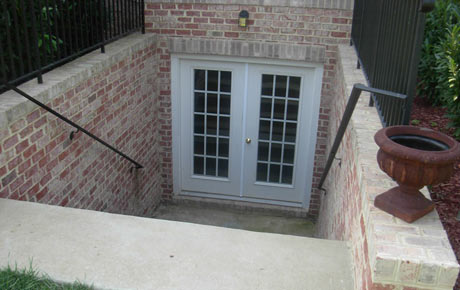 Basement Egress Doors