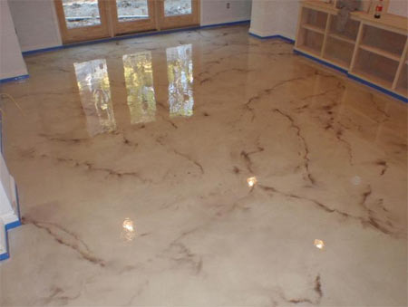Epoxy floor coating & Basement Questions: Basement Flooring - Epoxy and Hybrid Polymer ...