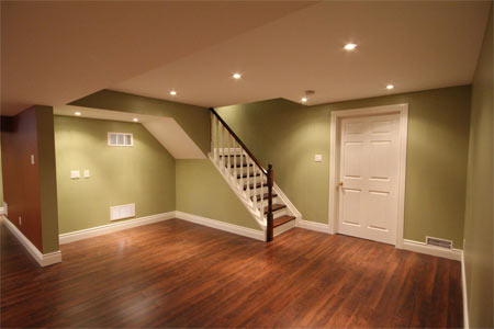 Superbe Basement Flooring Systems
