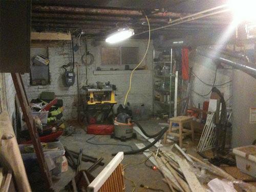 Basement Questions: Pest Control