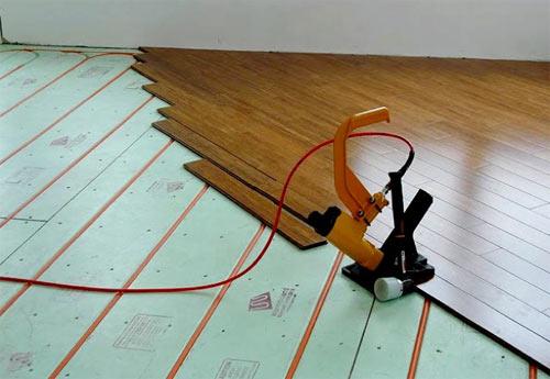 Basement Questions Basement Floor Radiant Heating System